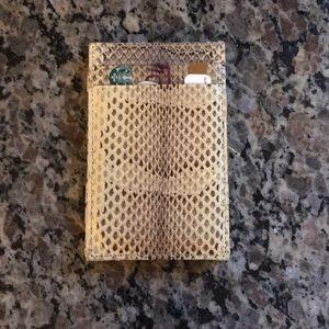 J crew Snapple skin card carrier